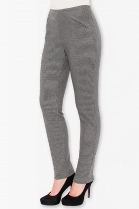 Pantalon casual Noelia P 114 gri