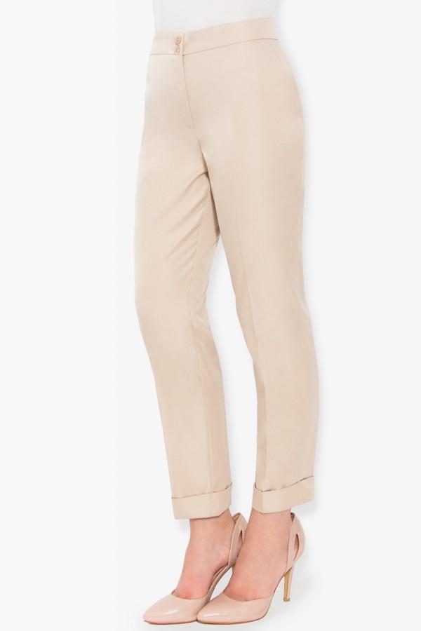 Pantalon casual P 104 bej