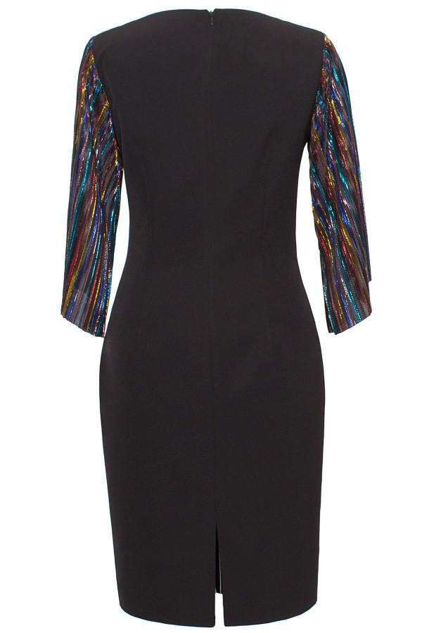 Rochie eleganta Helen negru