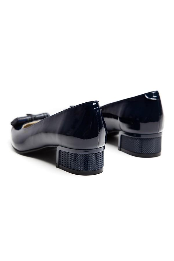 Pantofi dama Midori bleumarin