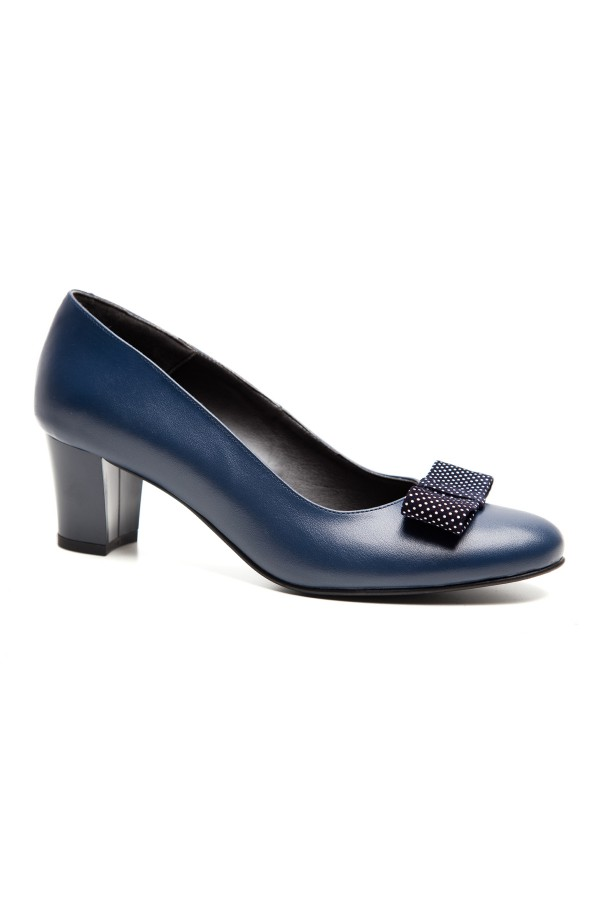 Pantofi dama Charlotte albastru