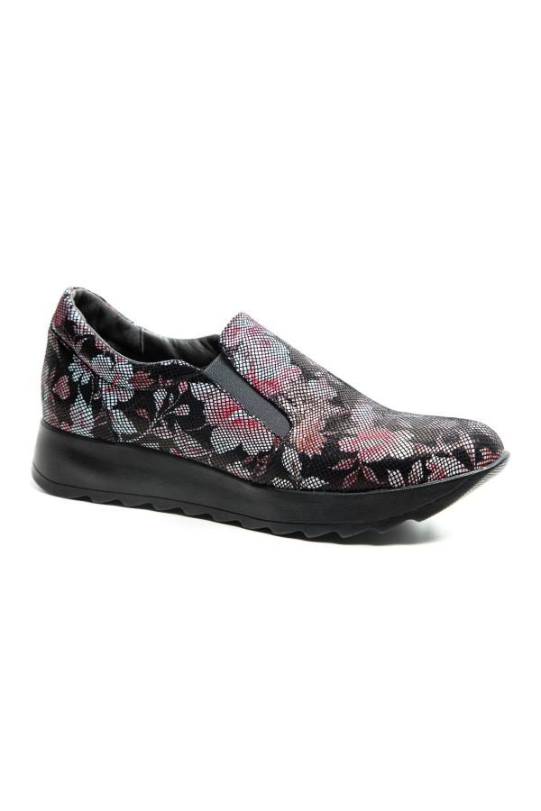 Pantofi dama Debra gri