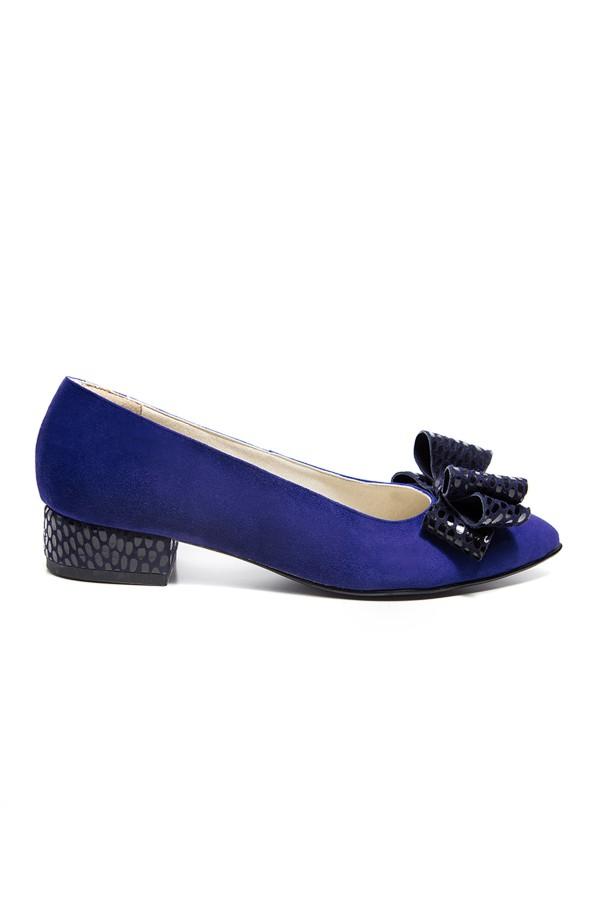Pantofi dama Arabela albastru