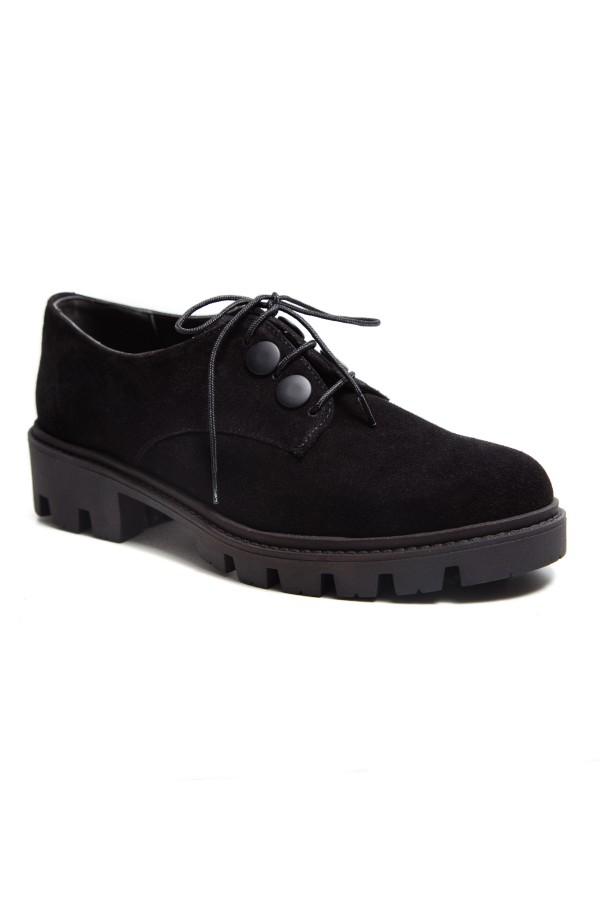 Pantofi dama Ofelia negru