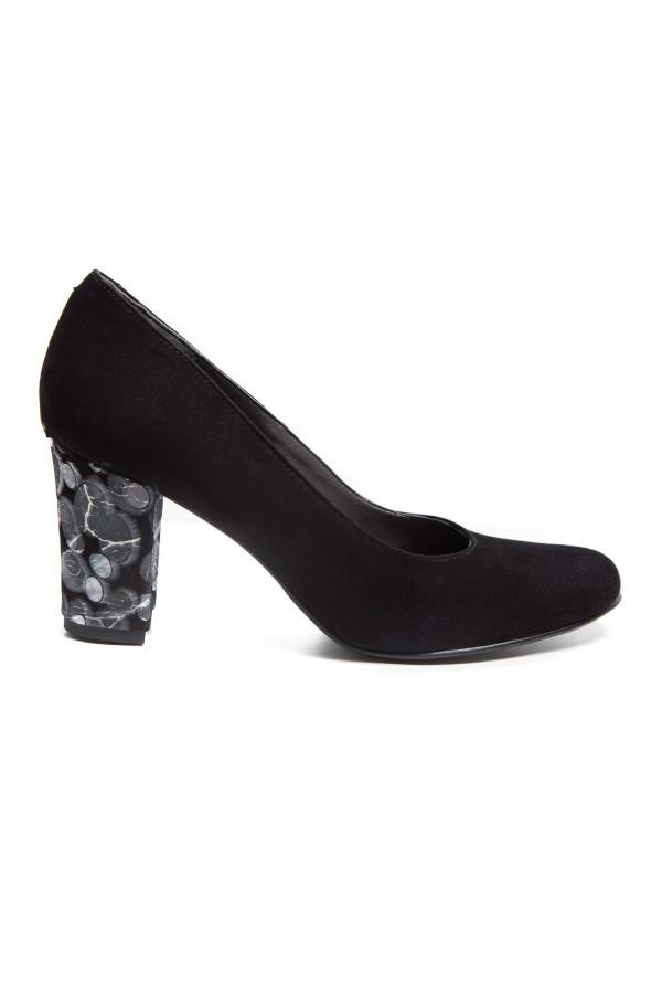 Pantofi dama Heba negru