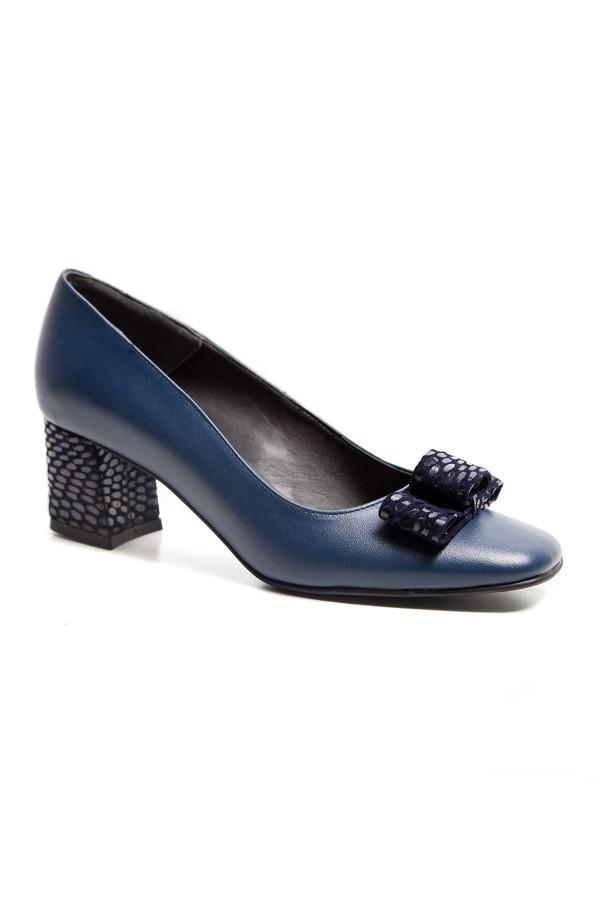 Pantofi dama Debbie bleumarin