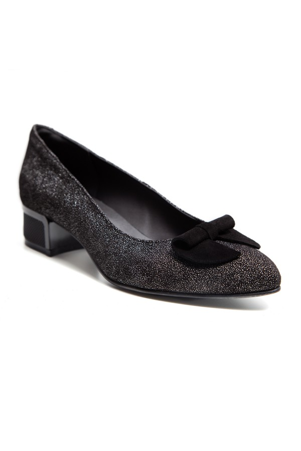 Pantofi dama Midori argintiu