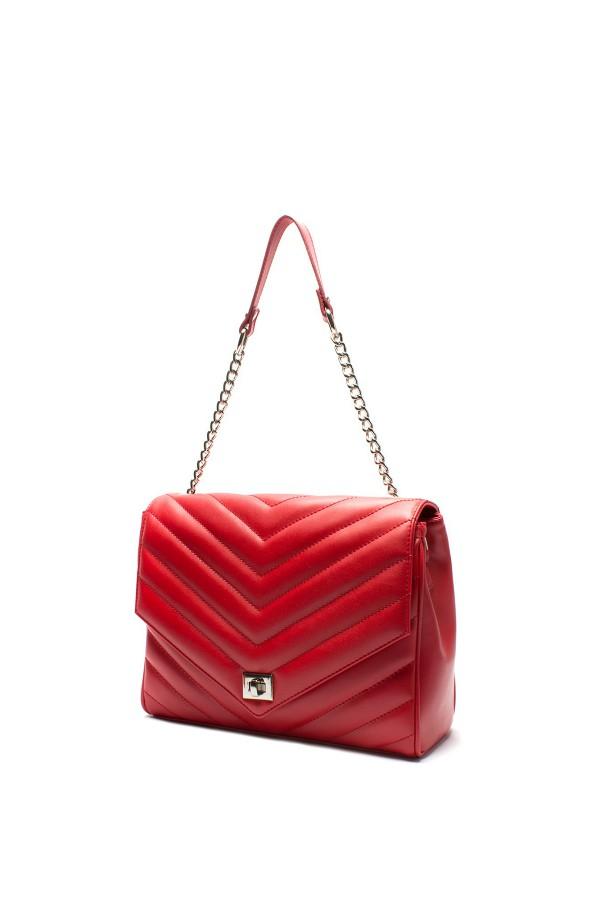 Geanta casual 991-908 rosu
